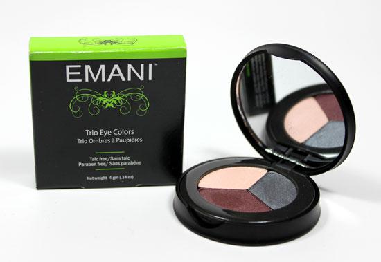 Emani Trio Eyeshadow