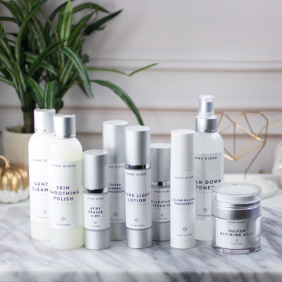 Life Changing Acne Skin Care Products by Emme Diane!