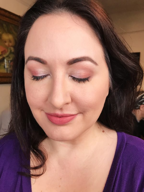 Too Faced White Peach Palette MOTD - Cruelty Free Favorites for March by popular Los Angeles cruelty free beauty blogger My Beauty Bunny
