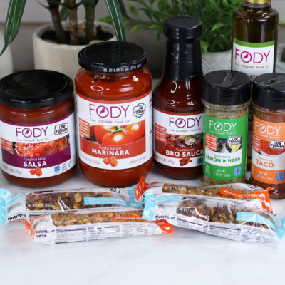 On a Low FODMAP Diet? Try Fody Foods!