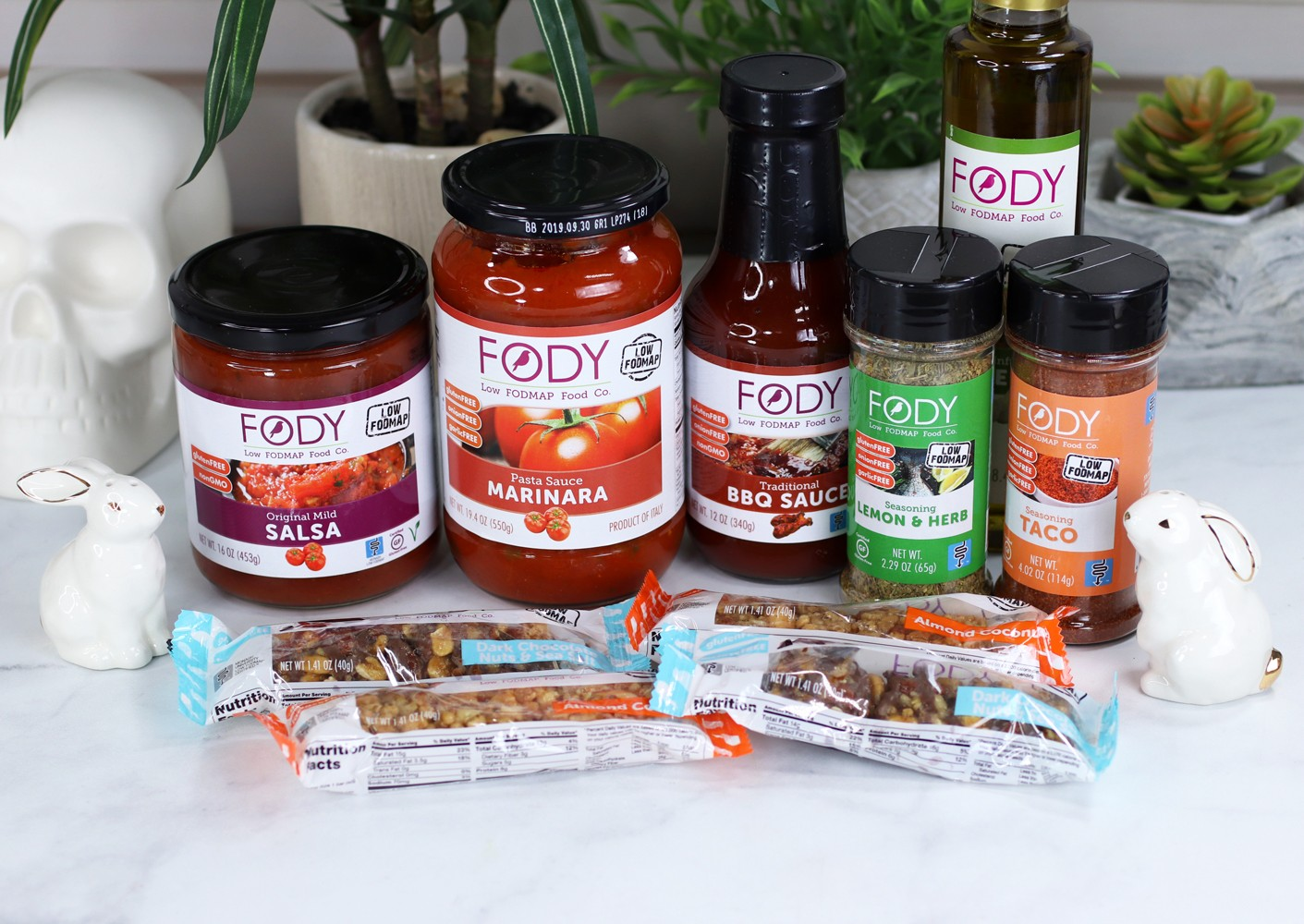 Fody Low FODMAP Foods Review by Los Angeles Heath Blogger My Beauty Bunny