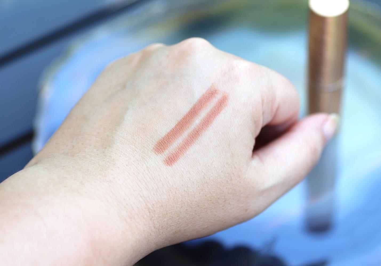 Grande Cosmetics Plumping Lipstick - Dulce de Leche swatch
