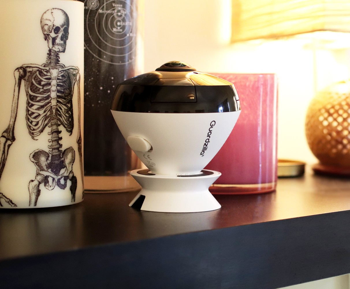 Guardzilla 360 Security Camera for Pet Lovers Review