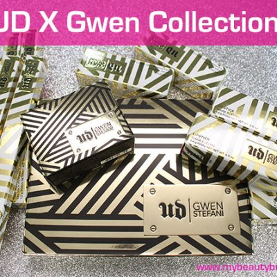 Limited Edition Urban Decay Gwen Stefani Collection