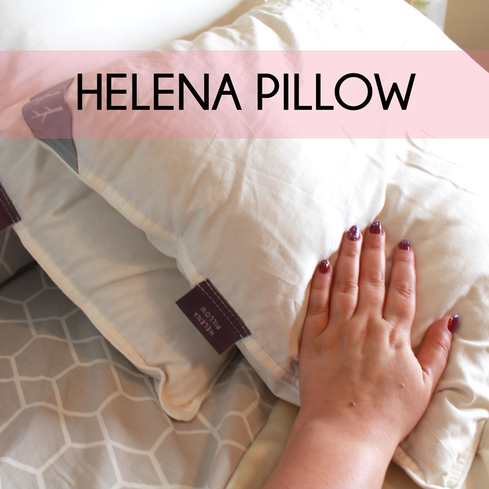Brentwood Home Helena Pillows Review and Giveaway
