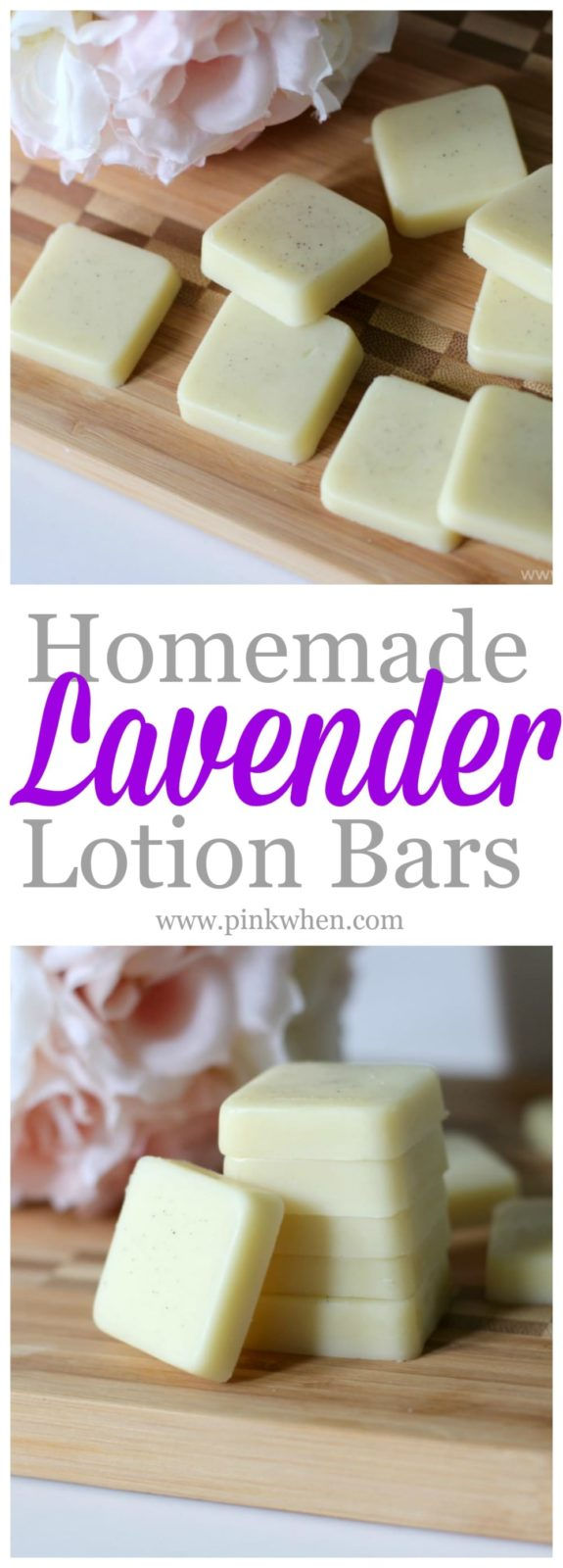 DIY Homemade Lotion and Massage Bar Recipes featured by popular Los Angeles cruelty free beauty blogger, My Beauty Bunny