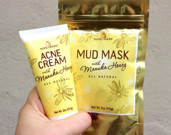 Honeymark manuka honey skin