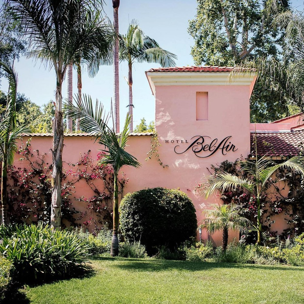 Best Places for Weekend Trips near Los Angeles - Hotel Bel Air