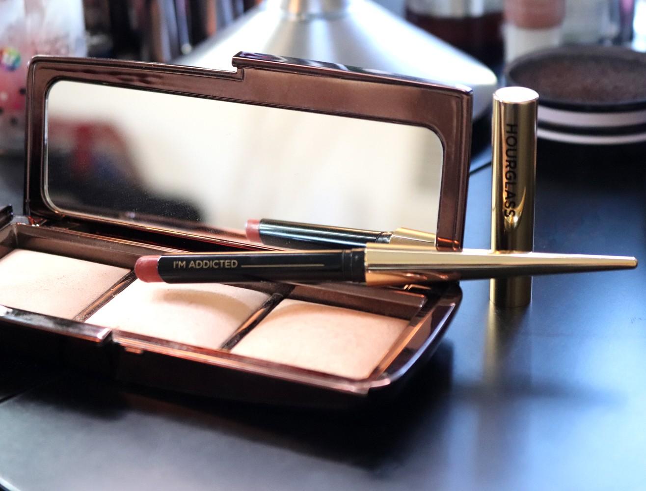 Hourglass cosmetics going vegan by popular Las Vegas beauty blogger My Beauty Bunny