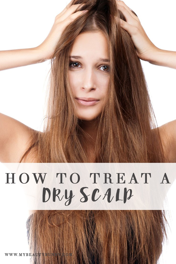 How to Treat an Itchy Dry Scalp in the Winter - My Favorite Dry Scalp Products for the Winter by popular LA cruelty free beauty blogger My Beauty Bunny
