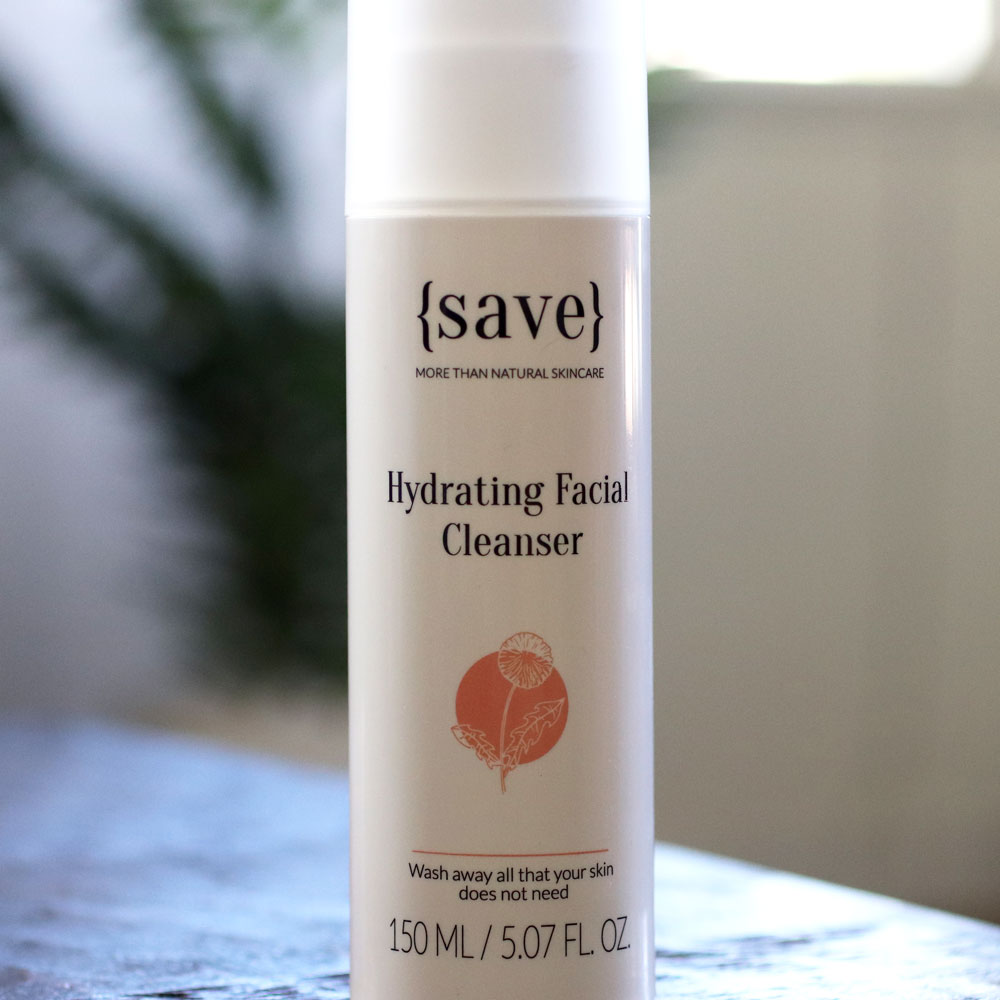 {save} Hydrating Facial Cleanser