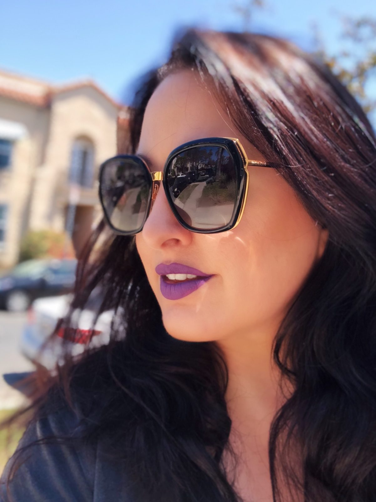Bolon 6017 Sunglasses Review by Popular Los Angeles Lifestyle Blogger, My Beauty Bunny - My New Specs and Shades From Coastal Eyewear featured by popular Los Angeles style blogger, My Beauty Bunny