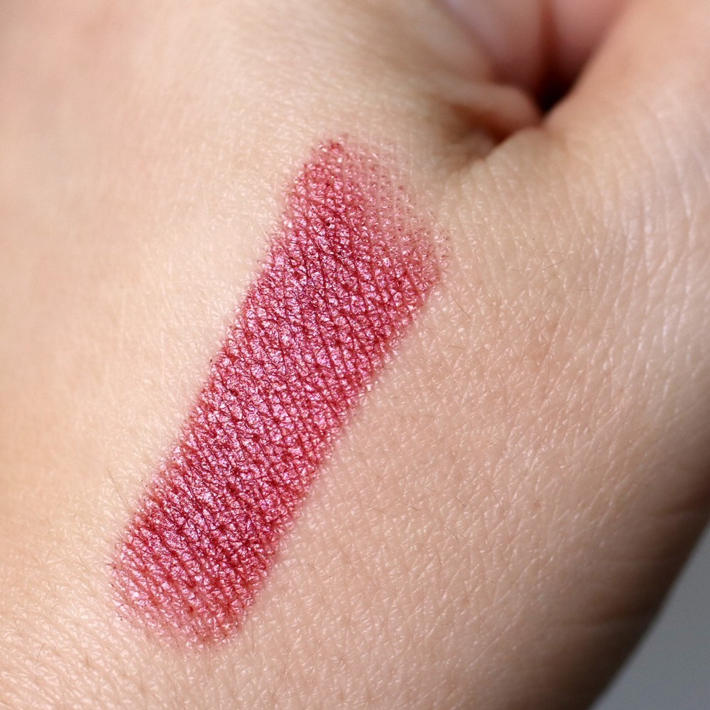 Urban Decay Outspoken Vice Lipstick Swatch