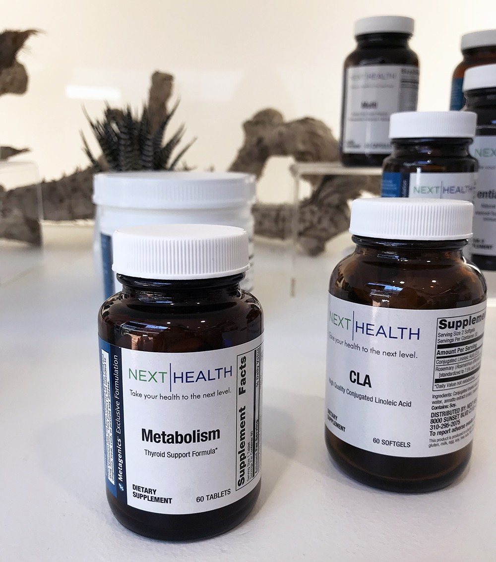 Nutritional Supplements from Next Health