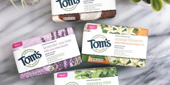 Toms of Maine Cruelty Free Soap Review