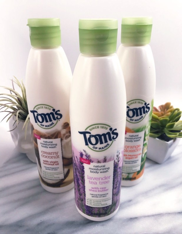 Toms of Maine Body Wash