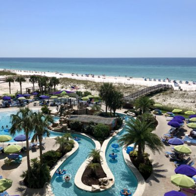 Holiday Inn Pensacola Beach Florida
