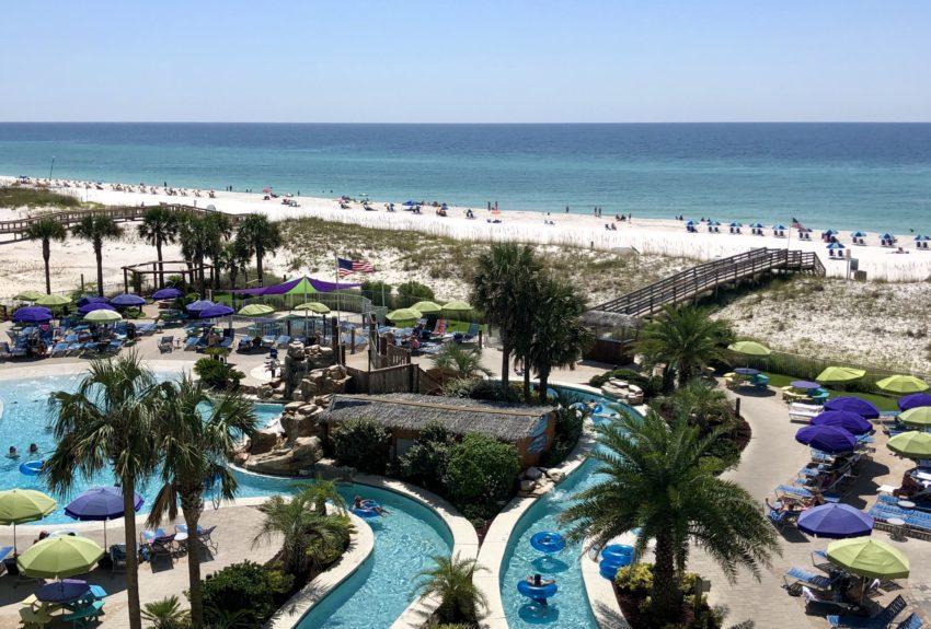 Holiday Inn Pensacola Beach Florida