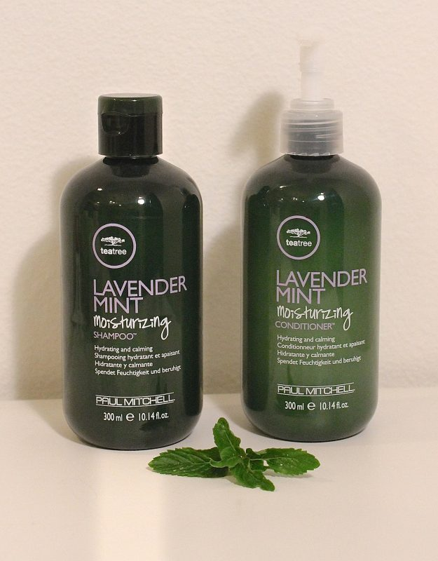 Paul Mitchell Lavender Mint Shampoo Conditioner My Beauty Bunny