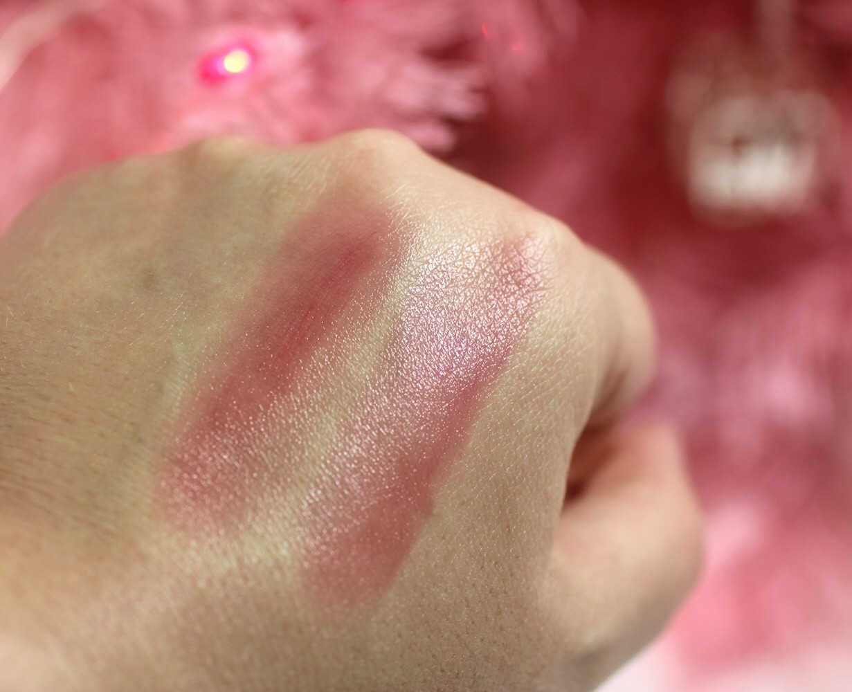 Cruelty Free - Alima Pure Lip Tint Swatches