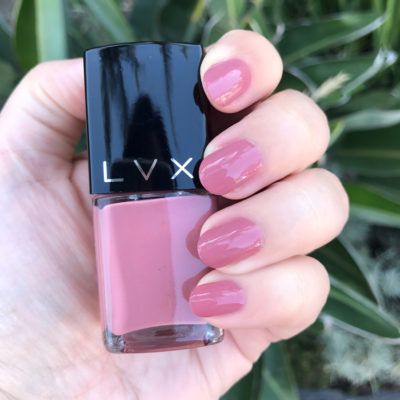 Perfect Pink Nude – LVX Cirque Nail Polish