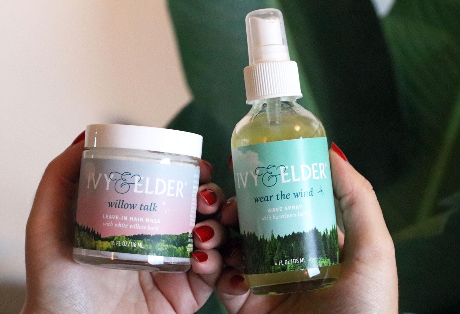 Ivy & Elder cruelty free hair products