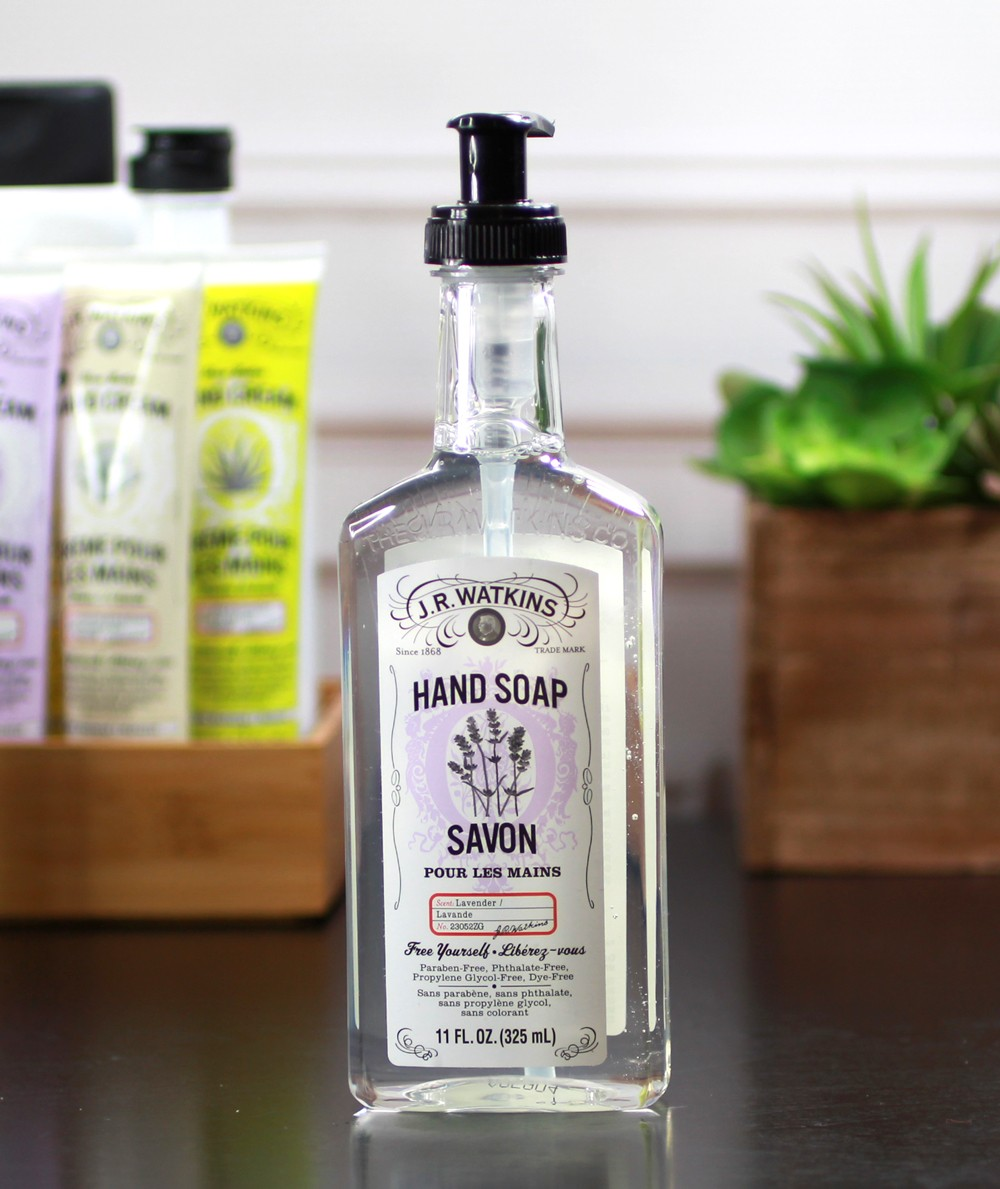 JR Watkins Cruelty Free Hand Soap