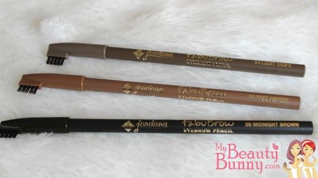 Jordana Fabubrow Eyebrow Pencil my Beauty Bunny