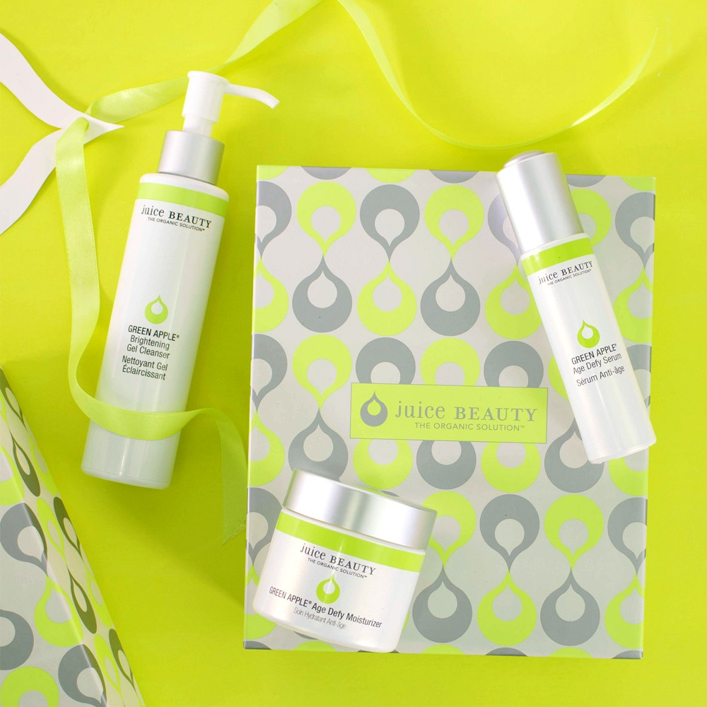 Juice Beauty Green Apple Holiday Gift Set