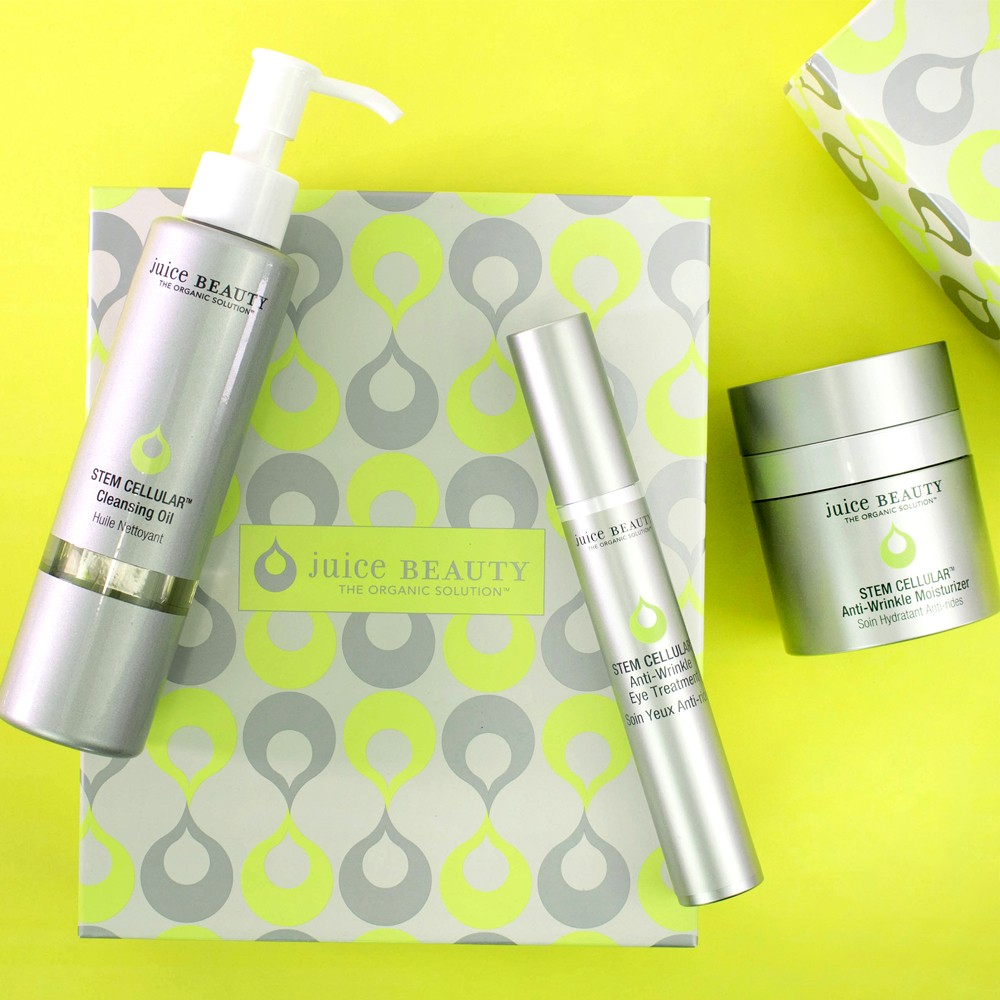 Juice Beauty Stem Cellular Holiday Gift Set