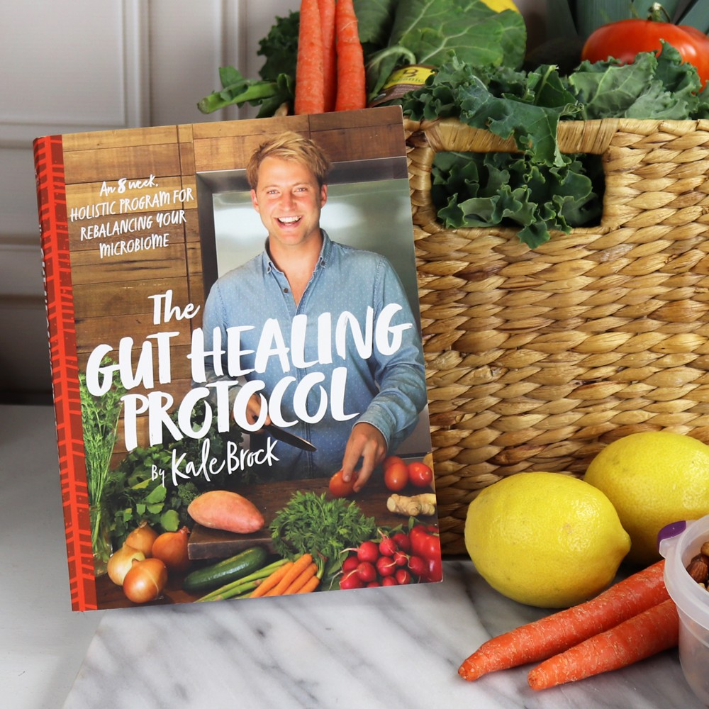 The Gut Healing Protocol by Kale Brock - Leaky Gut Diet by popular LA beauty and style blogger My Beauty Bunny