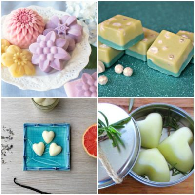 14 DIY Homemade Lotion and Massage Bar Recipes
