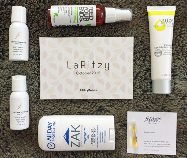 Laritzy-October-2015-review
