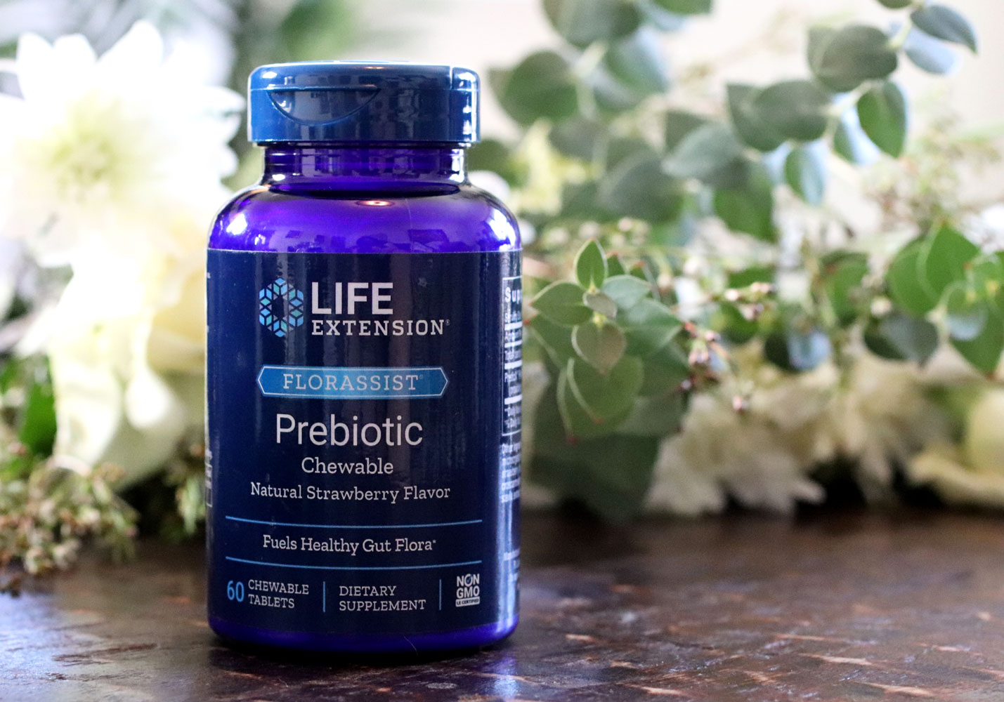Florassist Prebiotic by Life Extension