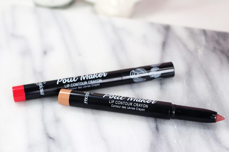Luscious Cosmetics Pout Maker Lip Contour Crayon
