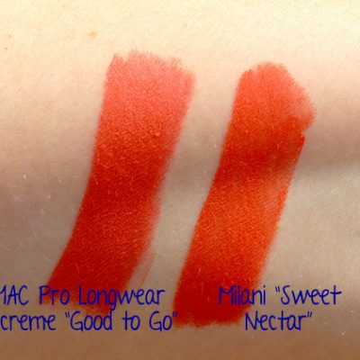 Cruelty Free Dupe for MAC Lipstick