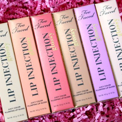 Hit or Miss? Too Faced Lip Injection Glossy Collection