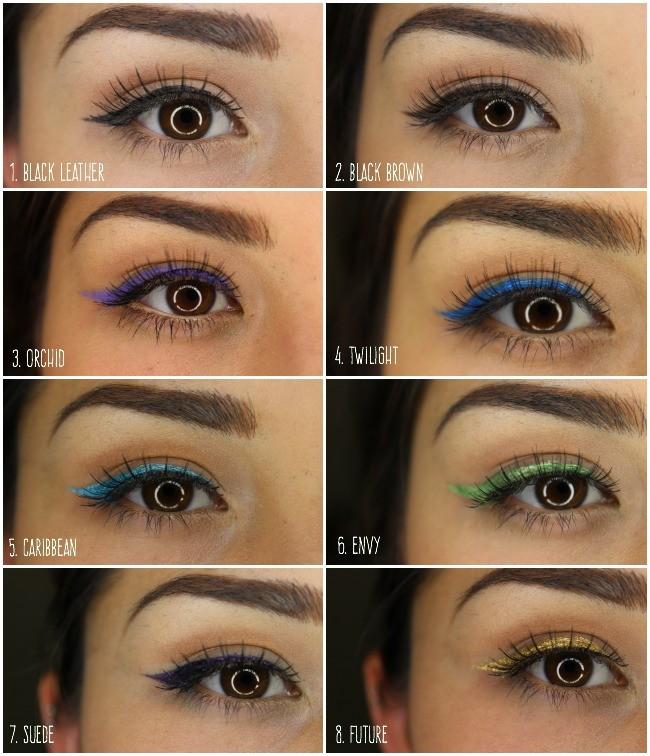 Jordana Cat Eye Liners