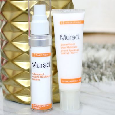 Keep Your Skin Bright and Beautiful with the Murad Environmental Shield Line!