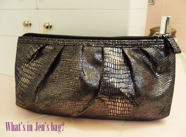 Jen's makeup bag My Beauty Bunny