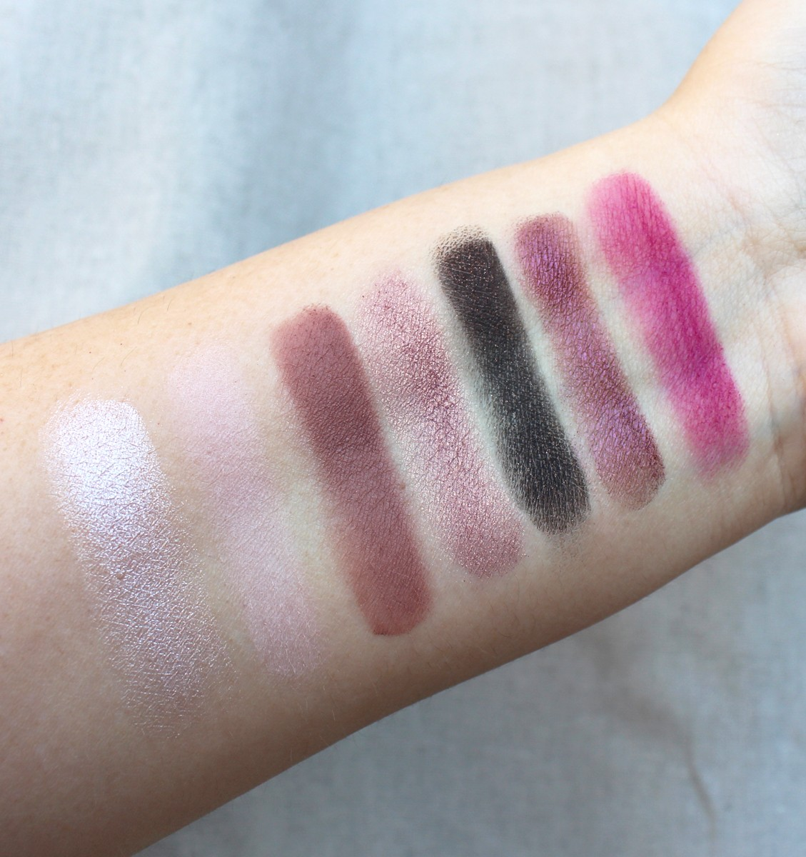 Marc Jacobs Beauty Eye Conic Eyeshadow Palette Provocouture Swatches