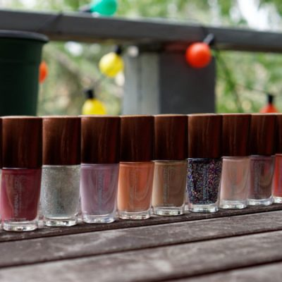 Mineral Fusion Nail Polish – Minerals on a Mission