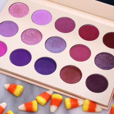 Moonslice Beauty Moon Magic Purple Makeup Palette