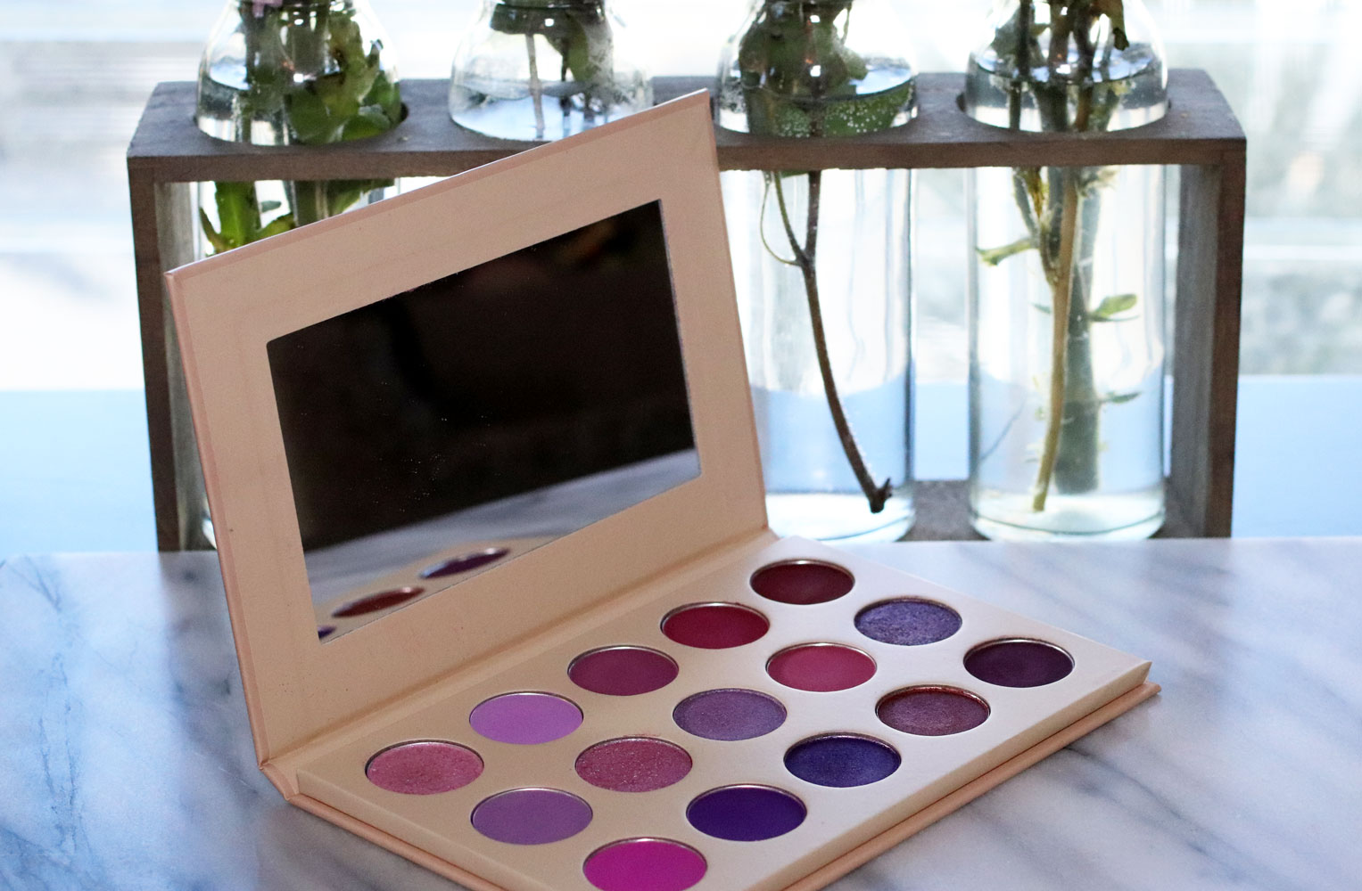 Moonslice Beauty Moon Magic Purple Eyeshadow Palette
