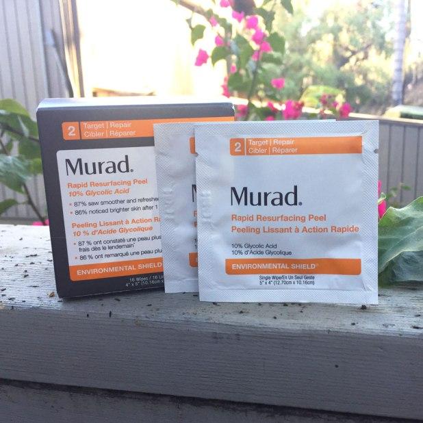 Murad Resurfacing Peel Review