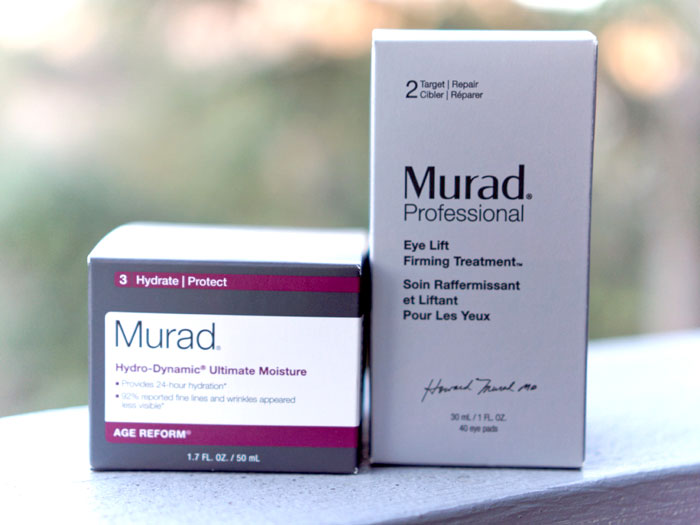 Murad Ultimate Moisture and Eye Lift Firming Treatment