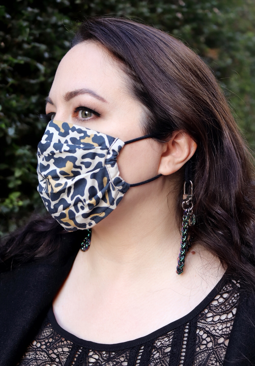#StyleYourMask beauty, skincare, mask chain, book and Amazon gift card giveaway!
