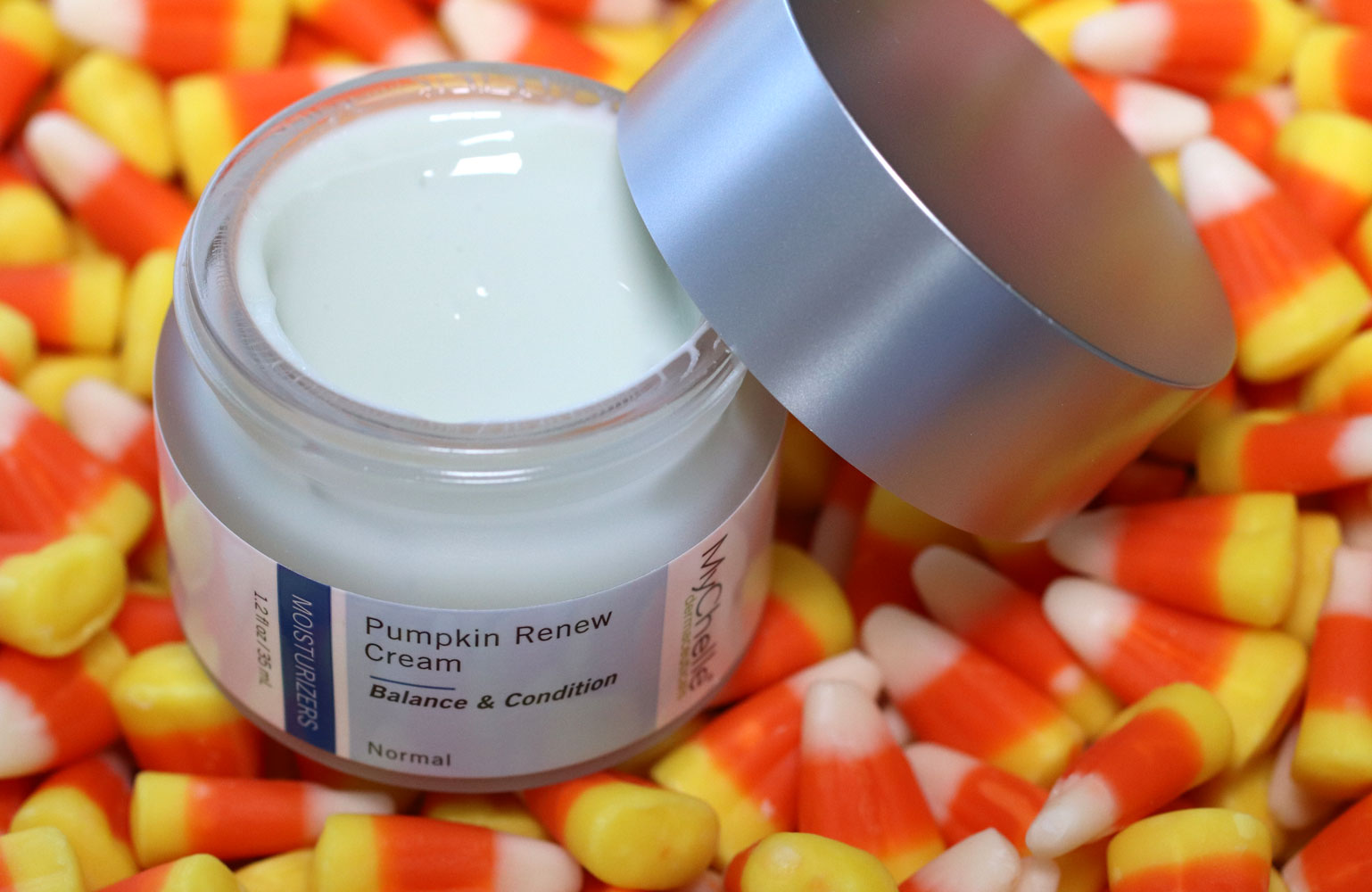 MyChelle Pumpkin Renew Cream Giveaway