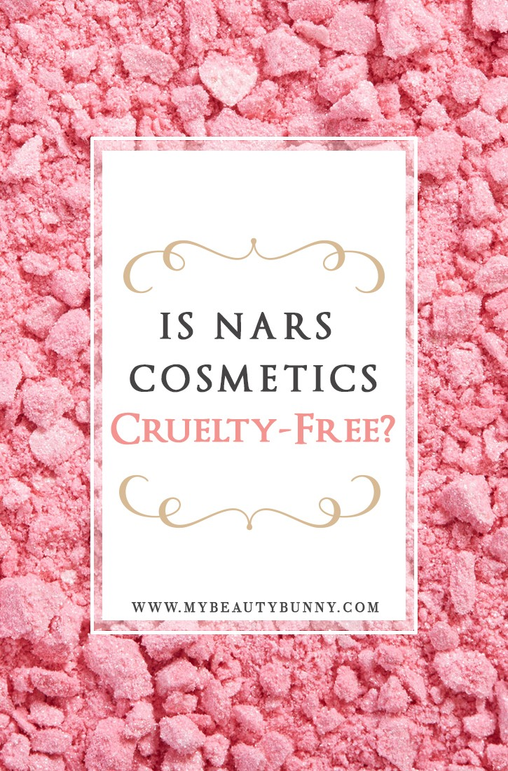 Is NARS cruelty free