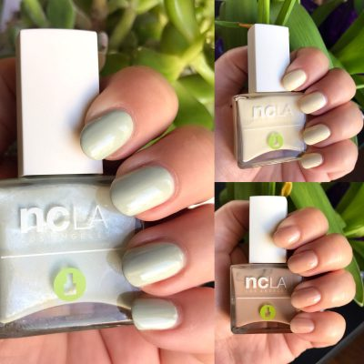 NCLA Pressed Nail Polish Collection